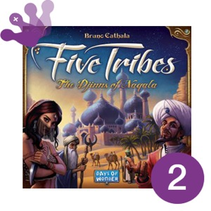 2014_2nd - Five Tribes