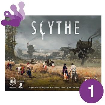 SGA 2016-Winner - Scythe