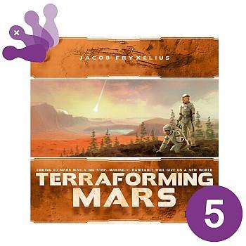 SGA 2016-5th - Terraforming Mars